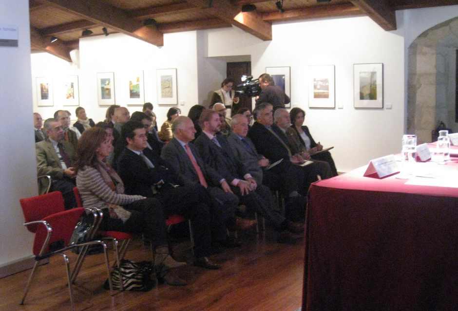 El X Encuentro de Fundaciones Extremeñas y Portuguesas se celebró en Cáceres