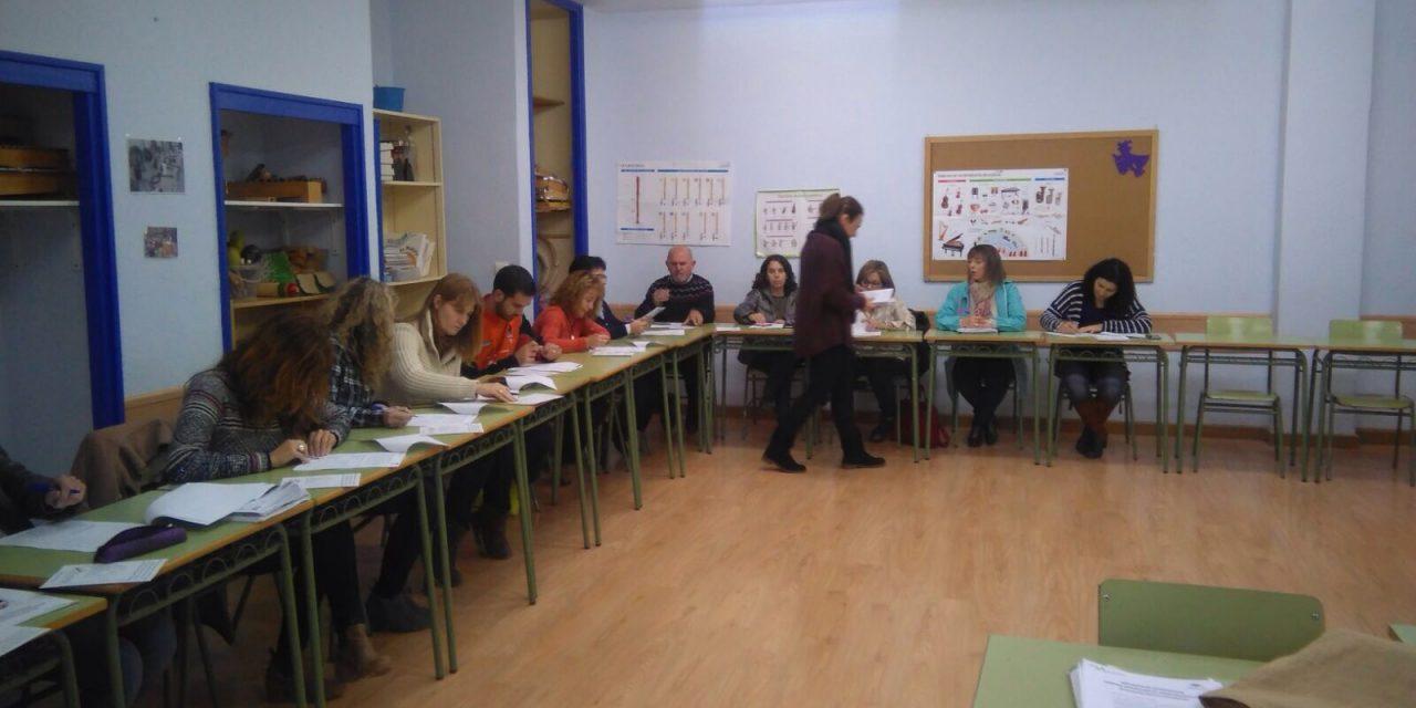 Charlas de Sensibilización en dos Colegios de la provincia de Cáceres
