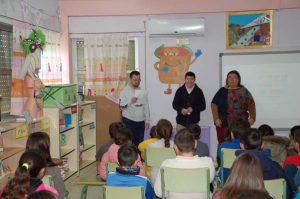 Fundhex retoma las charlas de sensibilización sobre discapacidad/ Educación para el Desarrollo